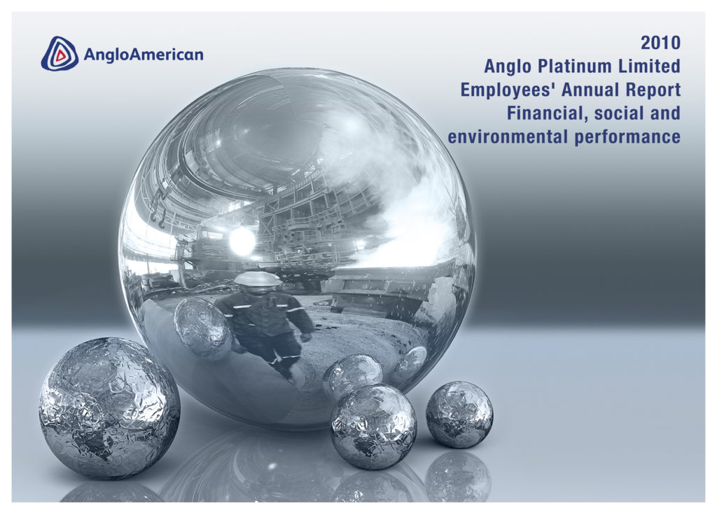 Anglo American Employees Report Cover