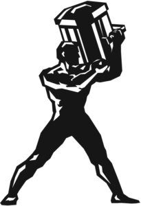 Man bin logo