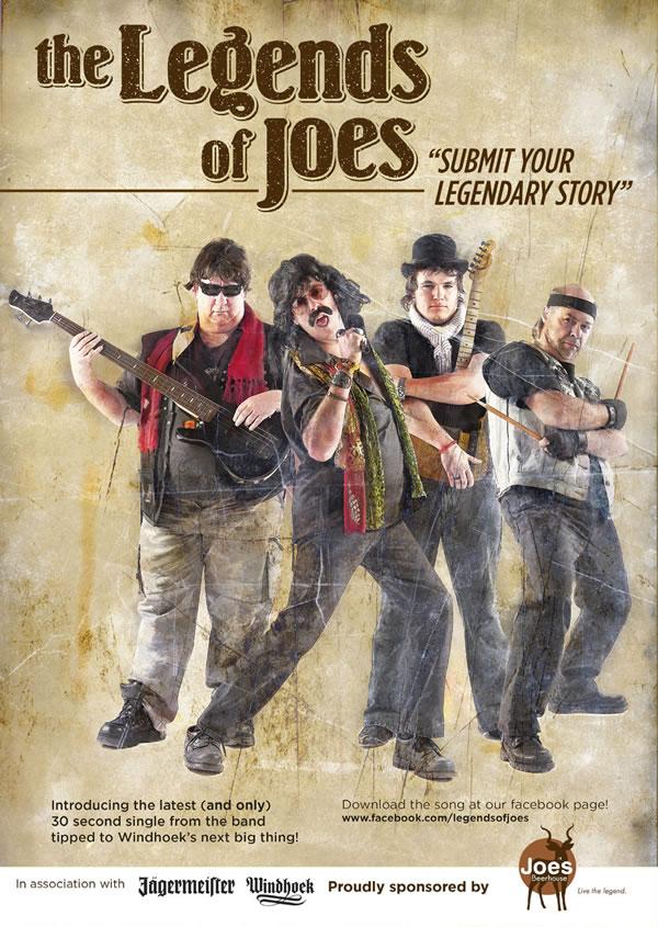 Joe's Main Band 2