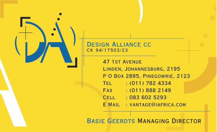 Design Alliance Business Card