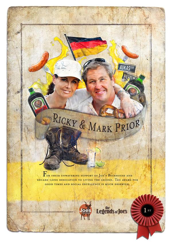Ricky & Mark